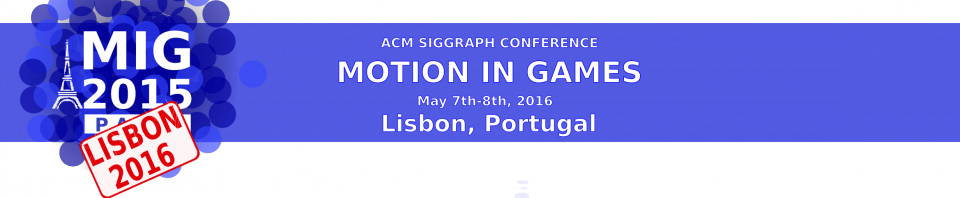 ACM SIGGRAPH Conference on Motion in Games 2015 - MIG